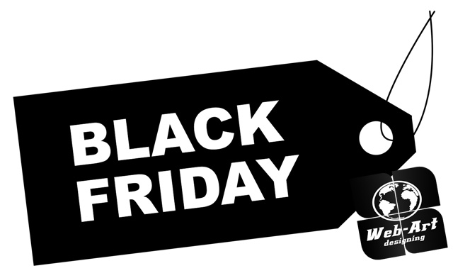 Black Friday w firmie Web-Art.