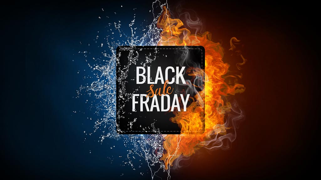 Black Friday 2020 w Web-Art